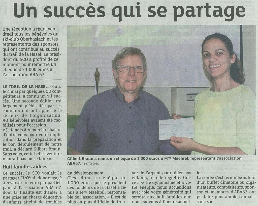article presse don